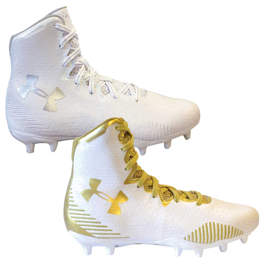 ua highlight cleats for sale