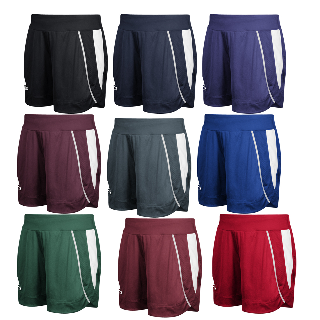 Adidas Ladies Utility Short - longstreth.com