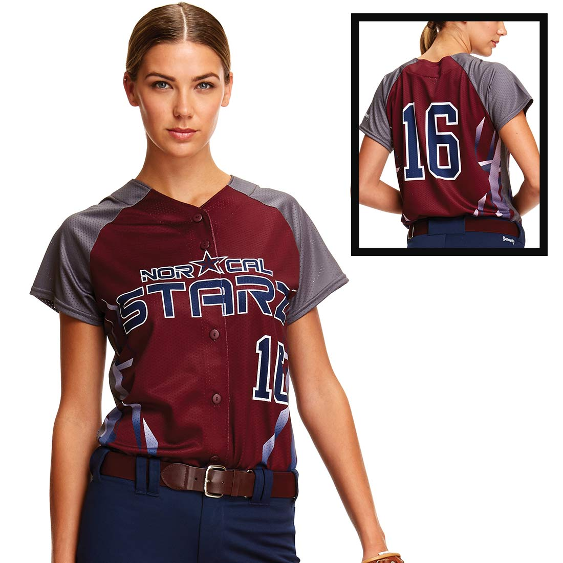 save off 2ad23 2016c Intensity Sublimated Infield Jersey - longstreth.com