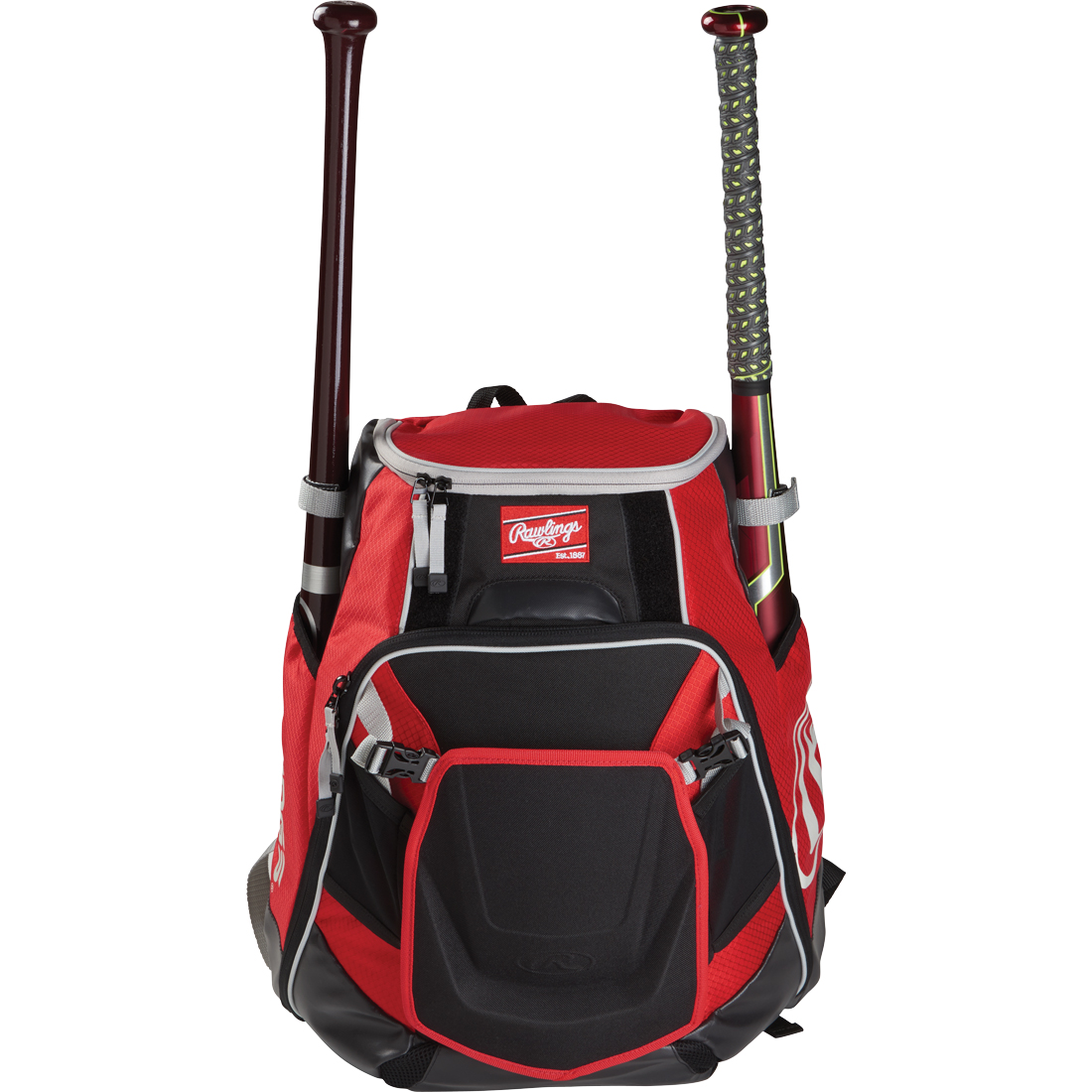 Rawlings Velo Fastpitch Softball Backpack