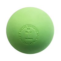 Hi-Visibility NOCSAE Stamped Lacrosse Ball