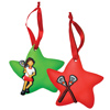Lacrosse Star Ornament Topper