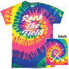 Rock the Field Tie Dye Field Hockey Tee