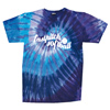 Fastpitch Softball Swirl Tie Dye Tee
