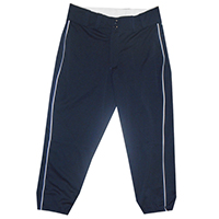 High Five Womens Piped Prostyle Low-Rise Softball Pant