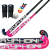 Gryphon Grom Stick Field Hockey Package