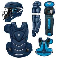 Easton The Very Best Fastpitch Catcher's Gear Box Set