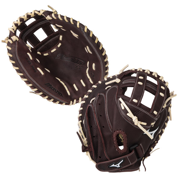 Mizuno Franchise Fastpitch Softball Catchers Mitt 34 ...