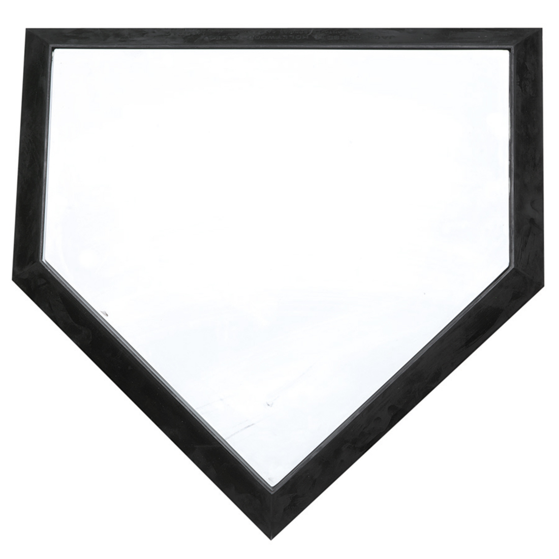 Official Size Home Plate Longstreth Com