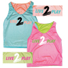 Live 2 Play Field Hockey Reversible Tank