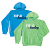 Field Hockey Fleece Hoods