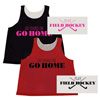 Field Hockey- Go Hard or Go Home Reversible Mesh Racerback jersye