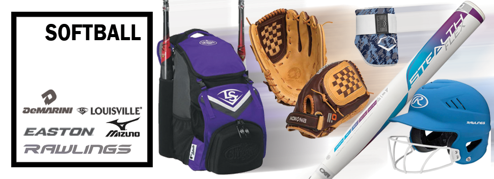 Fastpitch Softball Equipment
