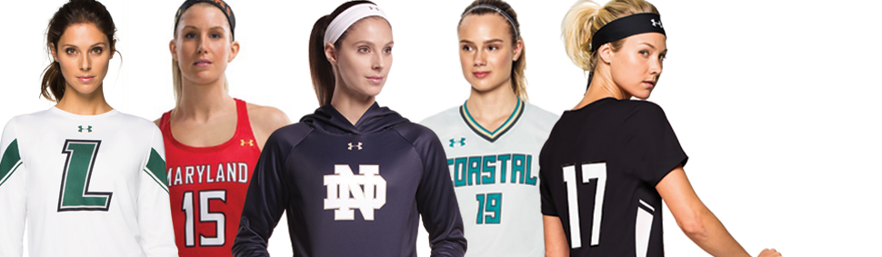 Uniforms and Team Wear at Longstreth Sporting Goods