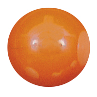 Indoor Field Hockey Ball - Orange