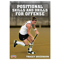 Positional Skills and Drills for Offense DVD