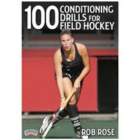 100 Conditioning Drills for Field Hockey DVD