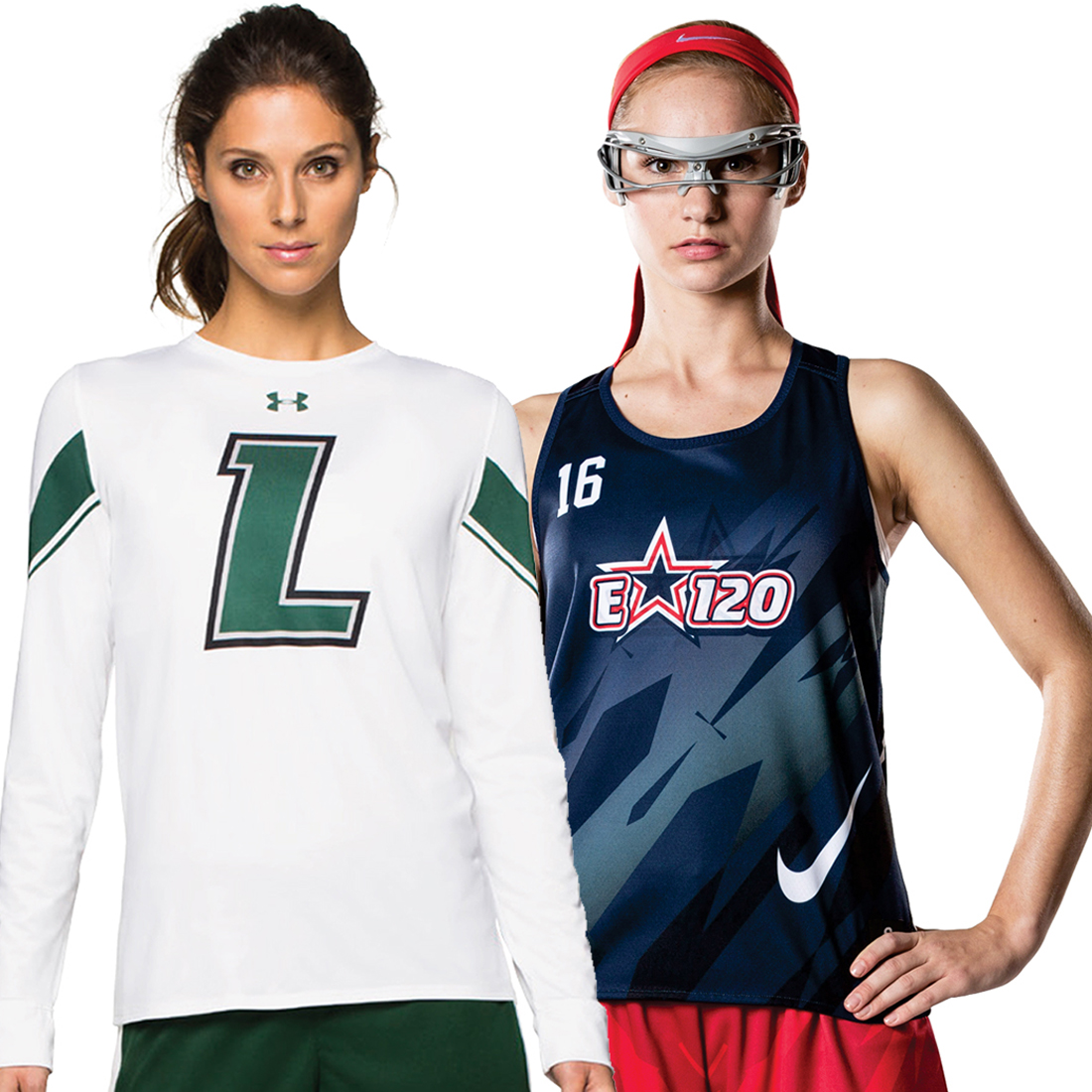Longstreth Womens Sports Uniforms
