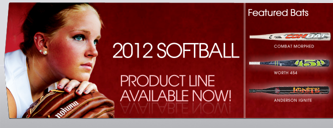 NEW Softball Product Line :: Available Now!