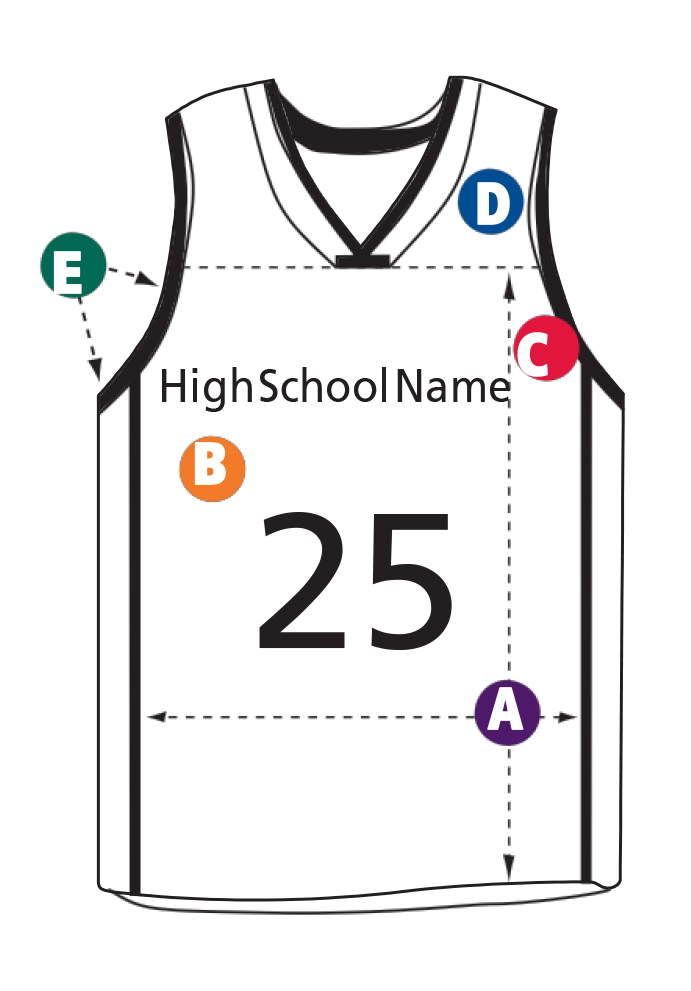 Basketball Uniform Rules